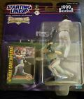 Nomar Garciaparra 1999 Extended Series Starting Lineup Boston Red Sox