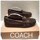 Coach Loafers Copper/Brown Sz 7.5B