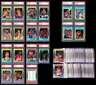 1988-89 Fleer Baseketball - Partial Set - Includes 19 Graded PSA 9 Some Stickers