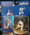 Mike Piazza 1998 Starting Lineup Los Angeles Dodgers
