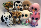 Lot of 8 Ty Beanie Boos 6