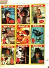 1979 Topps Rocky II Trading Cards 17