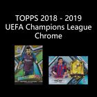 2017-18 Topps Chrome Champions League Variations Guide 26