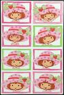 Vintage Stickers American Greetings Strawberry Shortcake Mint Condition