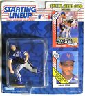ESAR1527. Starting Lineup DAVID CONE Figure w/Special Series Card Kenner (1993)