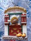 Hallmark 1986 Windows of the World Holland Vrolyk Kerstfeest Ornament Series #2