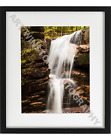 Photography Wall Art Print Fall at Flume Gorge Archival Quality Luster Paper