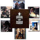 STEVIE RAY VAUGHAN & DOUBLE TROUBLE: TEXAS HURRICANE SACD BOX SET (BRAND NEW)