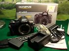 Olympus EVOLT E-450 10.0MP Digital SLR Camera - Black (Body only)