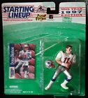 Drew Bledsoe 1997 Starting Lineup New England Patriots