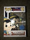 PINOCCHIO JIMINY CRICKET Funko Pop- POP IN A BOX EXCLUSIVE- Double Boxed