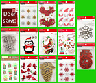 U CHOOSE Recollections CHRISTMAS Chipboard Die Cuts Reverse Sequin Stickers