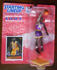 SHAQUILLE O'NEAL 1997 Starting Line Up Basketball SHAQ Figure&Card L.A. Lakers