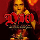 Dio-Live in London: Hammersmith Apollo 1993 (UK IMPORT) CD NEW