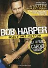 Bob Harper Inside Out Method Kettlebell Cardio Shred DVD 2010 NEW