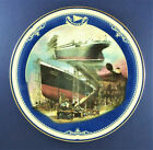 BIRTH OF A QUEEN Plate Titanic Queen of the Ocean 15 James Griffin Bradford