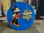 1933 SUNOCO MERCURY MADE MOTOR OIL PORCELAIN ENAMEL GAS PUMP SIGN MINNIE MOUSE
