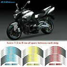 Motorcycle Rim Stripes Wheel Decals Tape Stickers For Suzuki B-king GSX1300BK
