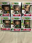 Funko Pop! Elf Movie Set Of 6 Buddy the Elf Chase, Jovie, papa Elf And More New!