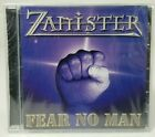 Zanister - Fear No Man (CD, Leviathan Records, 2001) - Brand New Sealed!