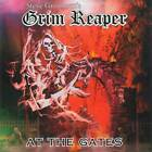 GRIM REAPER - AT THE GATES (2019) British Heavy Metal CD+FREE GIFT