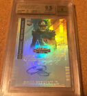 2014 Contenders Odell Beckham Jr Rookie Auto 49 Bgs 9.5 Championship Ticket