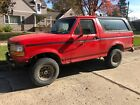 1992 Ford Bronco Eddie Bauer below $400 dollars