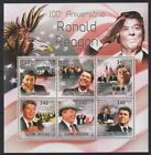 Y326. Guinea-Bissau - MNH - 2011 - Famous People - Ronald Reagan