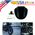 Lower Front Spoiler Chin Fairing For Harley Sportster 883 1200 Custom XL883C
