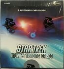 2014 Rittenhouse Star Trek Movies Trading Cards Into the Darkness SEALED Box