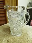 Vintage Anchor Hocking Cut Glass 9