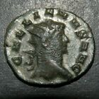 Ancient Roman Coin Caesar 10 100 AD Antique Silvered Bronze Emperor P Offering