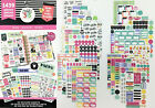 Me My Big Ideas Create 365 The Happy Planner Stickers Value Pack - You Choose