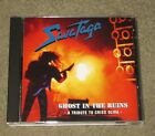 Savatage - Ghost In The Ruins: A Tribute To Criss Oliva (CD 1995, Nuclear Blast)