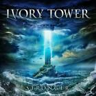 IVORY TOWER - STRONGER USED - VERY GOOD CD