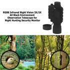 Outdoor Infrared Night Vision 3X 5X Environment Observation Hunting Telescope