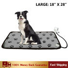 Pet Heating Pad Dog Cat Electric Heated Pads Waterproof  Chew Resistant Mat