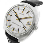 JAEGER-LECOULTRE MASTER-QUARTZ Kal352 BIG-BLOCK LUXUS SWISS MADE DATE HERREN UHR