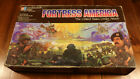 Fortress America (Milton Bradley 1987 Saddam cover) COMPLETE & extra pieces