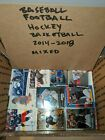 HUGE Bulk Lot Baseball & Other Sports 2014-2019 2000+ Cards - PICK YOUR BOX!