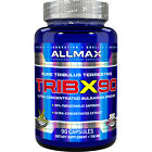 ALLMAX Nutrition  TribX90  Ultra-Concentrated Bulgarian Tribulus  90