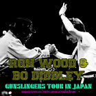 RONNIE WOOD & BO DIDDLEY GUNSLINGERS IN JAPAN 2CD RON THE ROLLING STONES