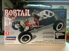 "Lindberg Ford Bobtail ""T� 1:8 Scale Custom Hot Rod Model Kit No. 73046 — Sealed"