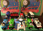 Thomas & Friends Wooden Railway   Lot Of 10 HAROLD JACK MUSICAL CABOOSE MORE!!!!
