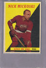 1958-59 Topps Hockey Cards 9