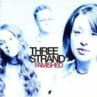 * DISC ONLY * / CD /  Three Strand ‎– Famished