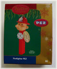 CARLTON CARDS HEIRLOOM CHRISTMAS ORNAMENT FIREFIGHTERS FIREFIGHTER PEZ
