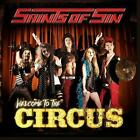 Welcome To The Circus, Saints Of Sin, Audio CD, New, FREE & FAST Delivery