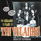 THE VELAIRES - THE SCREAMERS TO FLAIRS TO THE VELAIRES USED - VERY GOOD CD
