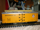 ARISTOCRAFT TRAINS ART 86220 wood reefer car UNION PACIFIC G scale